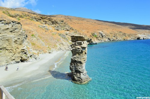 Old Womans Jump Andros